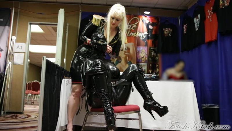Miss Kitsch - DomCon [fetishkitsch / HD]