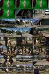 PublicDisgrace, Kink: Mona Wales, Liz Rainbow, Juan Lucho - The Humiliation of Liz Rainbow - Part 1 Fitness Domination  [SD 540p]  (BDSM)