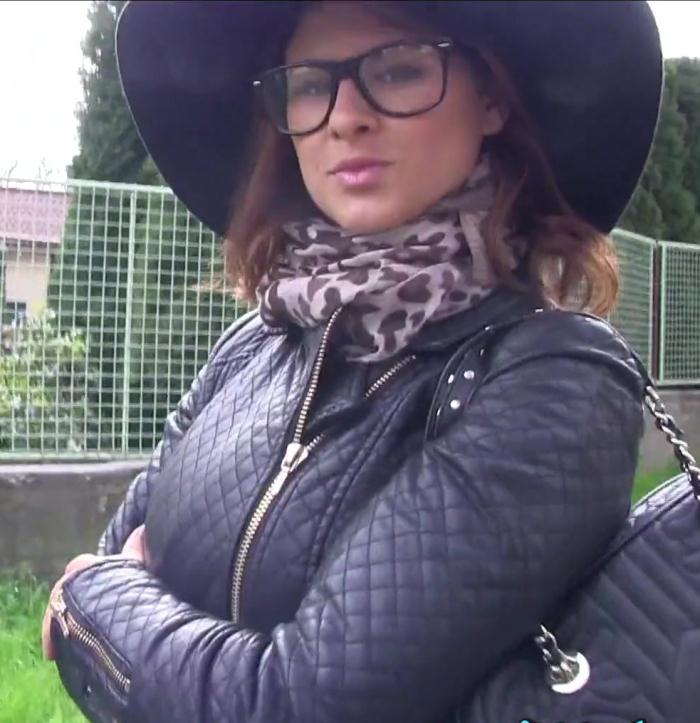 PublicAgent: Billie Star, Tomas - Fashion Student Fucks a Stranger  [FullHD 1080p]  (Amateur, Public)