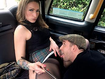 Ava Austen (Nervous Farmer Can't Satisfy Driver / 21.04.16) [FemaleFakeTaxi / SD]