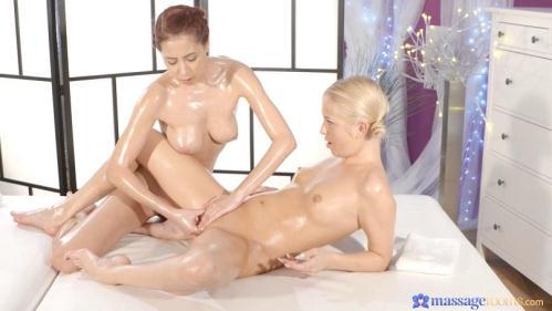 M4ss4g3R00ms.com [G-Spot Orgasm For Horny Lesbian Teen] SD, 480p