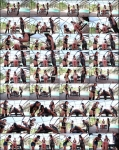 ClubDom - Jean Bardot, Lydia Supremacy - Routine Monday Beatings [FullHD 1080p]