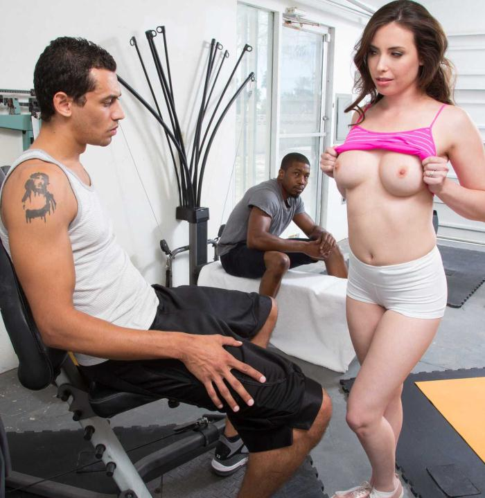 My Pornstar - Casey Calvert - Double Penetration [HD 720p]