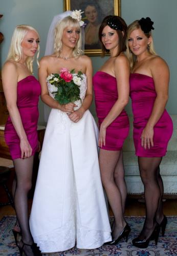 Lorelei Lee, Cherry Torn, Dia Zerva, Maitresse Madeline - A Very Cherry Wedding (2011/HD)