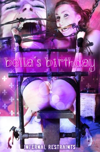 Bella Rossi - Bella's Birthday [HD, 720p] [1nf3rn4lR3str41nts.com] - BDSM