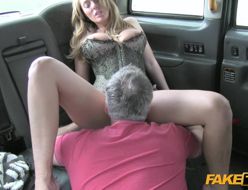 FakeTaxi - Stacey Saran - Sexy Mature MILF in Lingerie [2016 FullHD]