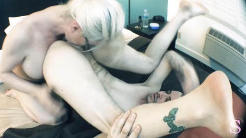 Tyra Scott Fucking a She-man Pussy [FullHD, 1080p] [TyraScottxxx.com] - Shemale