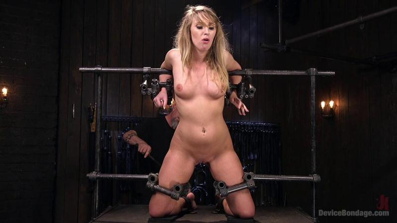 Harley Jade (Punishing the New Slut / 10.06.2016) [D3v1c3B0nd4g3, K1nk / HD]