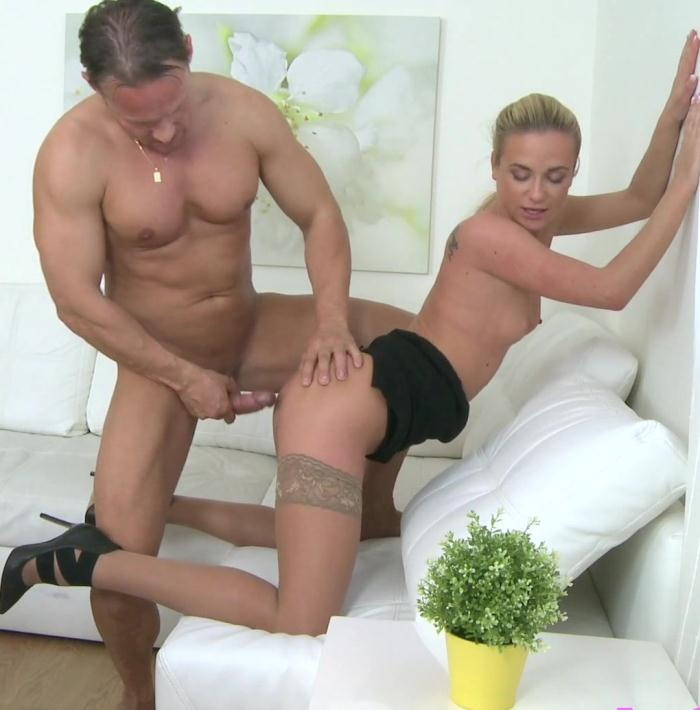 FemaleAgent - Cristal, Roland - Muscular Studs Cock Pleasures Agent [HD 1080p]