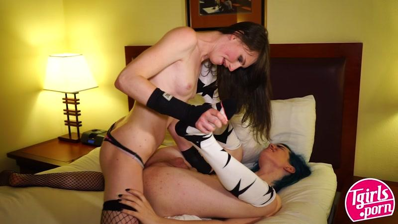 Kinky Kora & Cyn Savage (Jun 21, 2016) [Tg1rls / HD]