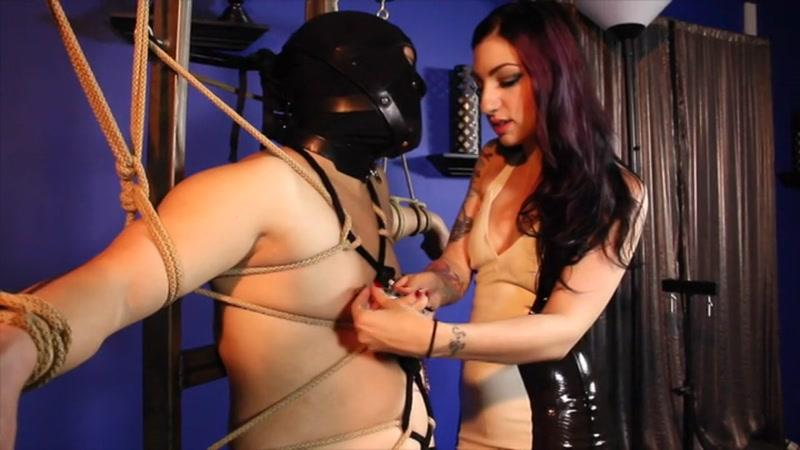 Cybill Troy - Desperate to Cum [SD]