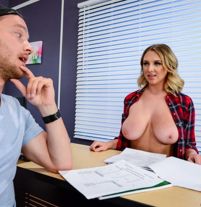 Brazzers: Brooke Wylde,Charles Dera,Van Wylde - A Juggling Sex Act  [HD 480p] (603 MiB)