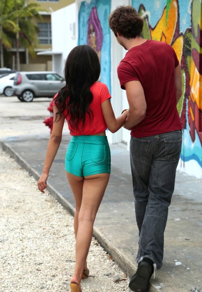 RealityKings: Maya Bijou - Street talk  [SD 576p]  (Latinas)
