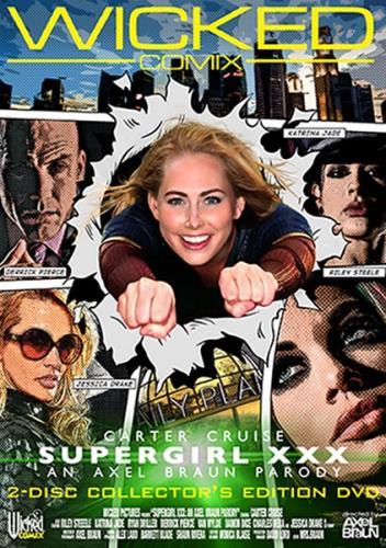 Supergirl XXX: An Axel Braun Parody (2016) WEBRip/HD
