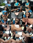 Mofos - Raven Redmond [Busty Chicks Back Seat Blowjob] (HD 720p)