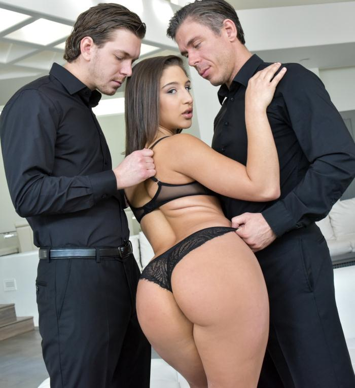 HardX: Abella Danger - Abellas 1st DP/DA  [HD 720p]  (Double Penetration)