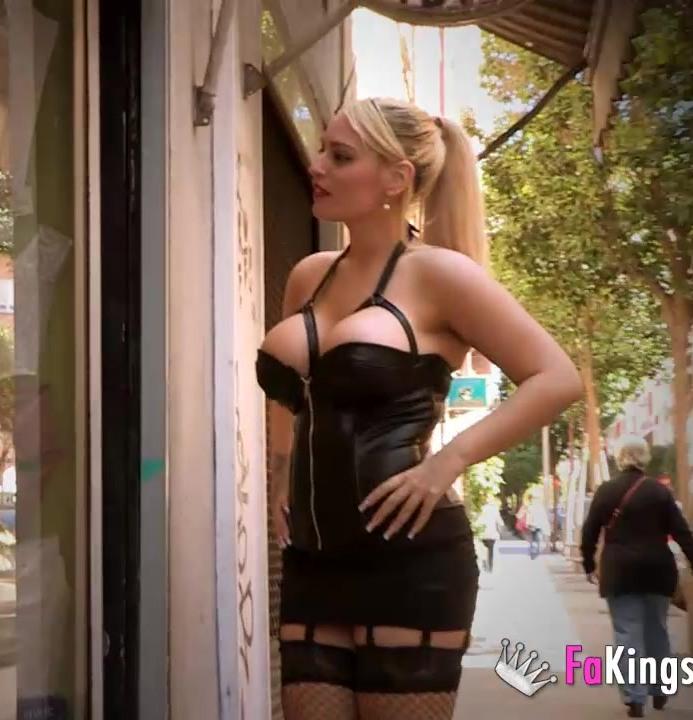 Fakings: Candela X,Josez - Quiero ser sumisa pero nadie saber como dominarme: la rubia Candela conoce a Josez  [HD 720p]  (Spanish porn)