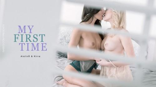 Aislin, Kirra - First Time [SD, 480p]