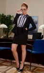 Photoset: Britney Amber - The Interview: Round 1 (Foto/zip)- Brazzers