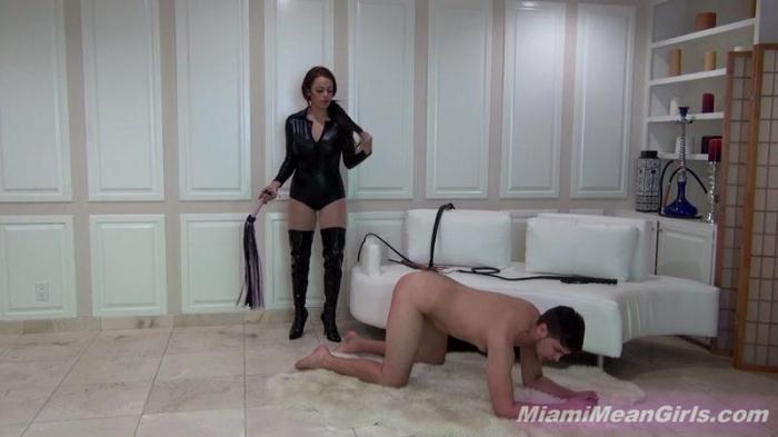 Princess Carmela - New Slave Learns Pain [FullHD/1080p/MP4/825 MB]