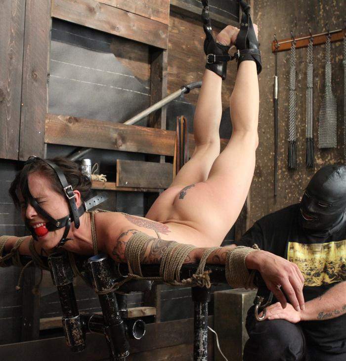SocietySM, DungeonCorp: Sadie Dawson, Kymberly Jane - Two Intense Ladies  [HD 720p]  (Bondage)