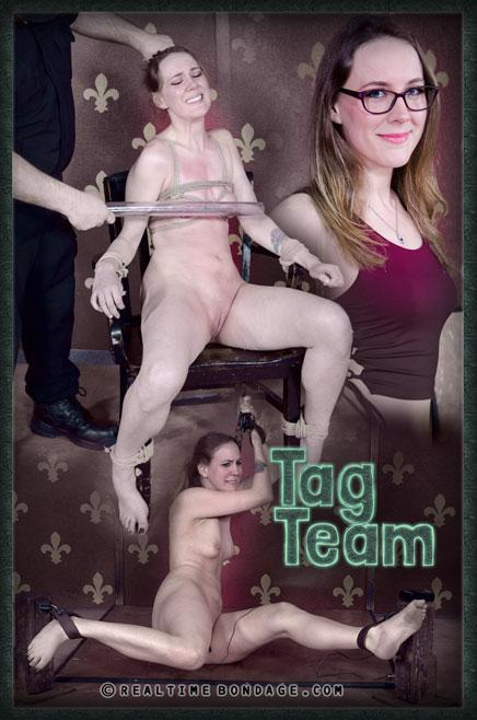 Tag Team Part 3 (RealTimeBondage) HD 720p