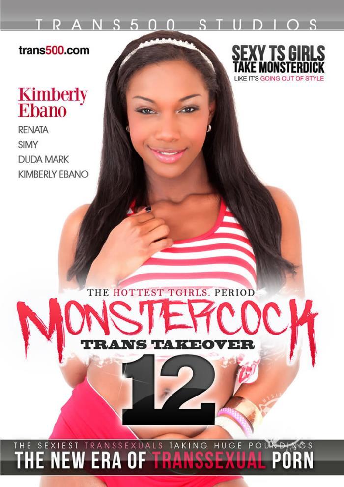 Trans 500 Studios - Renata Araujo, Kimberly Ebano, Duda Mark, Simy [Monstercock Trans Takeover 12] (WEBRip/SD 406p)