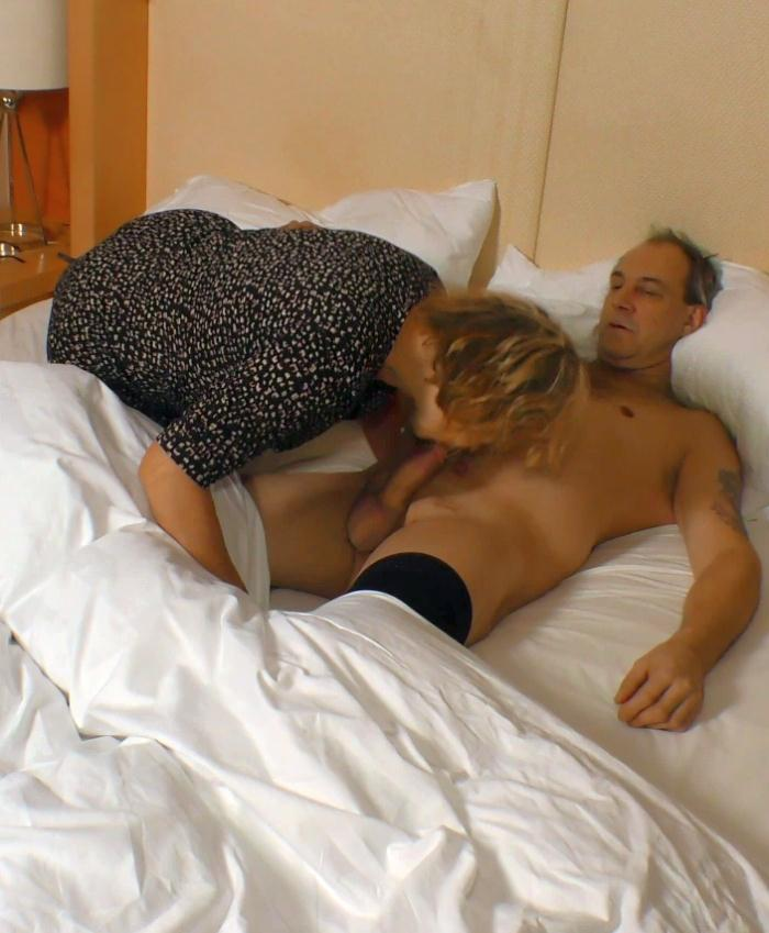 PornDoePremium: Charlotte - German granny pornstar Charlotte takes it like a whore  [SD 480p] (303 MiB)