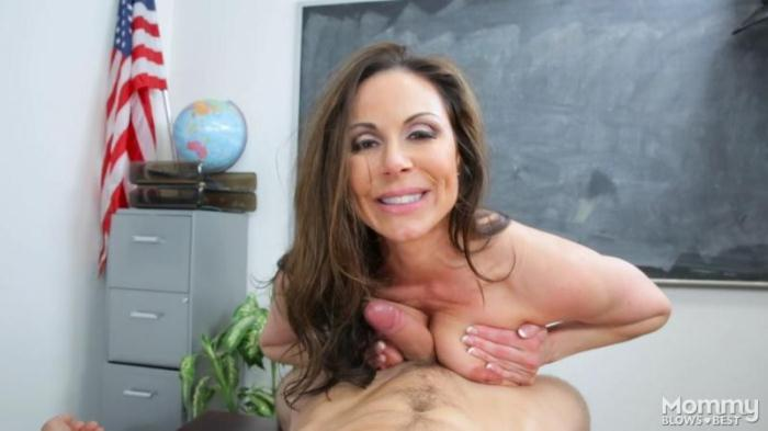 MommyBlowsBest - Kendra Lust - Getting Out Of Detention (MILF) [SD, 544p]