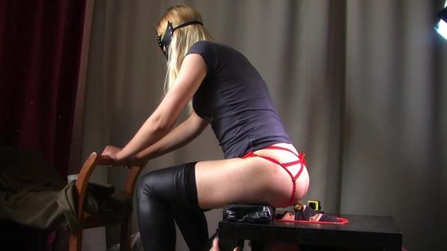 Scat Janny Domination - Toilet Slave - Femdom (Scat Porn) FullHD 1080p