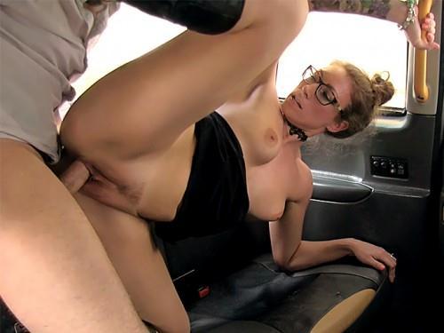 F4k3Hub.com - Ava Austen - Belgian Porn Stud Fucks Sexy Cabbie (Amateur) [SD, 480p]