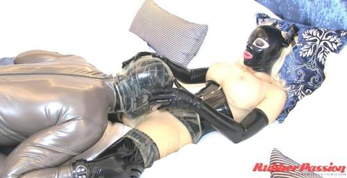 Lucy's Room Assistant, Part 1 [HD, 720p] [Rubber-Passion.com] - Femdom