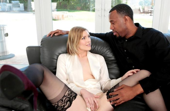TeensLoveBlackCocks: Ella Nova - Client Relations  [SD 400p]  (Interracial)