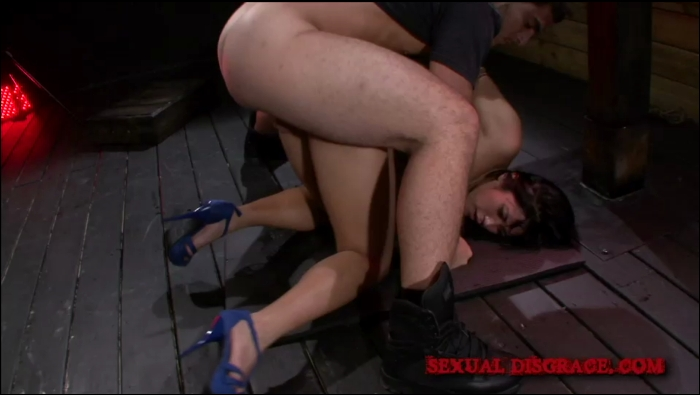 SexualDisgrace: Mia Li - Sexual Humiliation 2  [SD 540]  (BDSM)