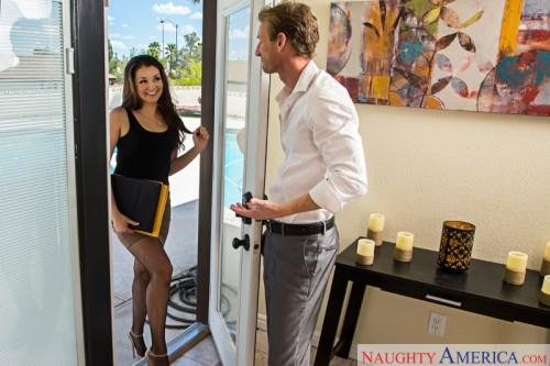 Allie Haze (American Girl / 29.06.16) [NaughtyAmerica / SD]