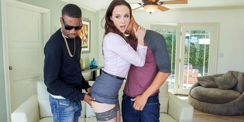 Chanel Preston - Realtor loves it in the ass! (06.04.2016) [BlacksOnMoms / SD]