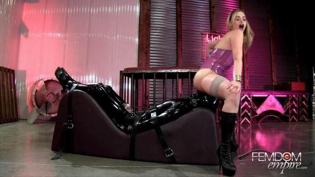 Mia's Chastity Gimp (F3md0m3mp1r3) FullHD 1080p