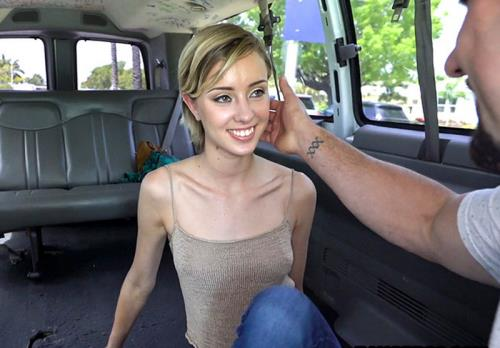 Kiss my pecker - Haley Reed (SiteRip/BangBus/SD480p)