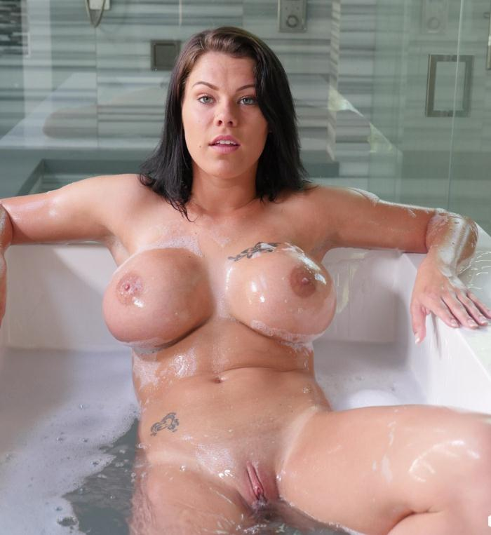 Lubed: Peta Jensen - Thick Oiled Ass  [HD 720p]  (Big Tits)
