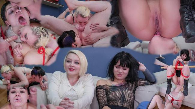 Miss Pure and the Ass Whore (4ssylum) HD 720p
