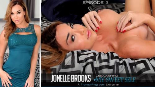 Tr4ns4tPl4y.com - Jonelle Brooks - Discovering My Sweet Self (Shemale) [HD, 720p]