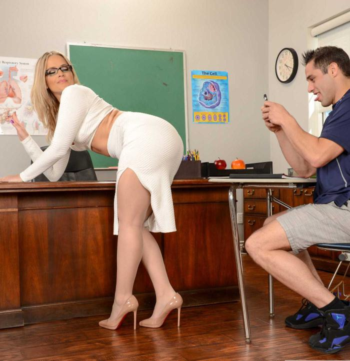 Sex Teacher - Alexis Texas - Big Ass  [HD 720p]