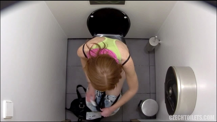 Amateur - Czech Toilets - 112  (2015/Czechtoilets, Czechav/HD/720)
