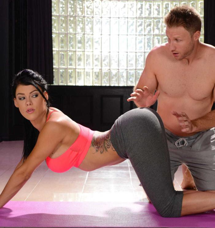 Brazzers - Peta Jensen [Yoga For Perverts] (HD 720p)