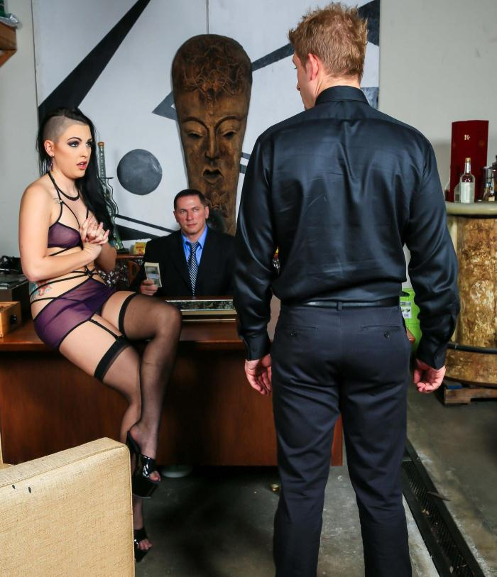 DigitalPlayGround: Rachael Madori - The Red Viper, Scene 5  [HD 720p]  (Double Penetration)