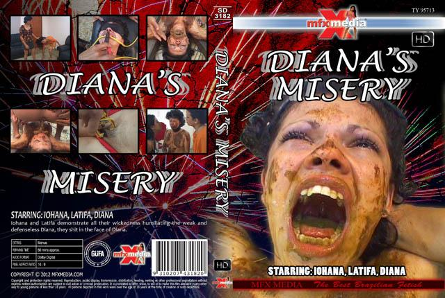 Diana's Misery (Scat / 2016) [HD/720p/WMV/1.40 GB]