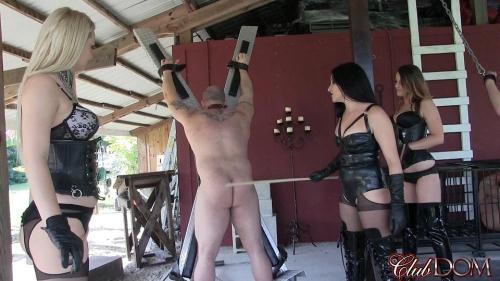Three sexy Mistress [FullHD, 1080p] - Femdom