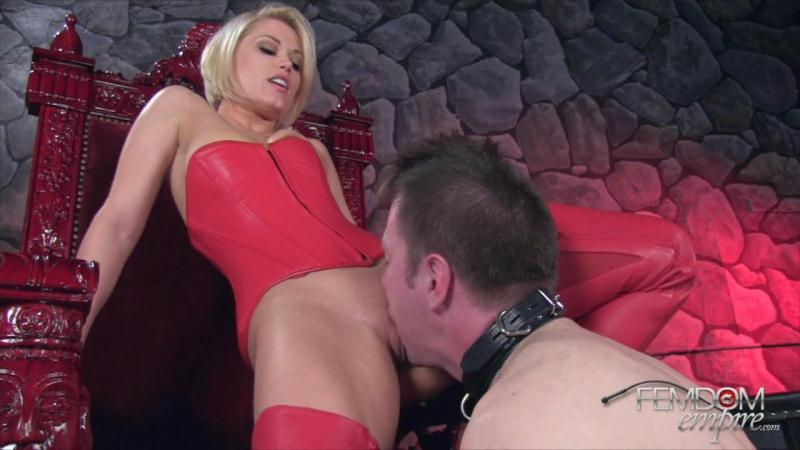 Ash Hollywood - Pussy at a Price [FemdomEmpire / HD]