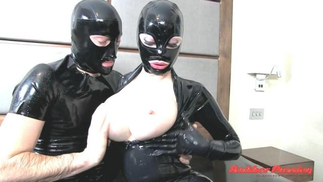 Rubber-Passion - Lucy - Slip n Slide, Part 2 [HD, 720p]