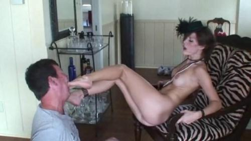 Clips4sale.com [Mistress Reese - Foot slave beneath her] SD, 360p